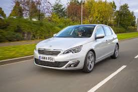 peugeot car of the year peugeot 308 voted car of the year