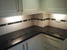 simple kitchen tile