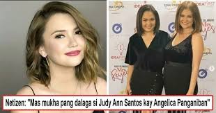 judy ann santos short hair angelica panganiban s latest outfit allegedly makes her look