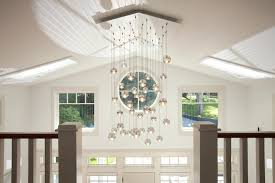 Large Foyer Lantern Chandelier Two Story Foyer Transitional Entrance Foyer Jodi Foster