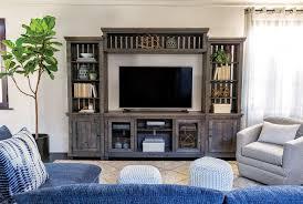 sinclair grey 4 piece entertainment living spaces