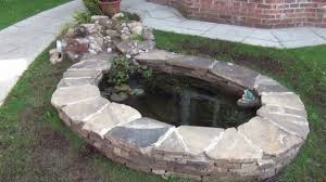 terrific build a small pond in your backyard images design