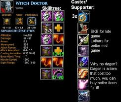build a doctor witch doctor vol jin item build skill build tips galaxyness