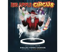 Dulles Town Center Map Ticket To The Big Apple Circus Presents
