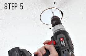 Repair Ceiling Hole by Tips Tricks U2013 7th House On The Left