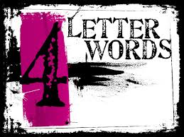 4 letter words impact christian church