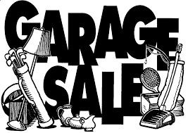 garage sales to buy stuff sell your stuff