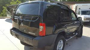 2002 nissan xterra apex auto and power sports