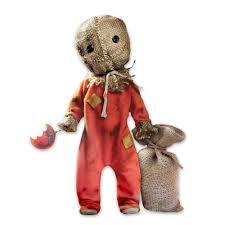 amazon com living dead dolls trick u0027r u0027 treat puppe sam home