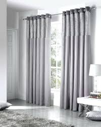White Faux Silk Curtains Curtain Black Faux Silk Curtains Image Of Argos Black Faux Silk