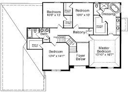 second floor plans cantilevered second floor 39047st architectural designs