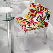bahia polycarbonate dining chair set of 2 multicolor polyblend