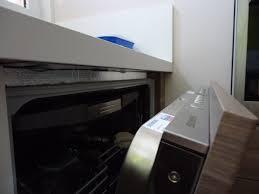 cuisine lave vaisselle en hauteur hauteur plan de travail cuisine ikea great gallery of tourdissant