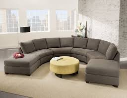 sectional sofa design amazing small curved sectional sofa small