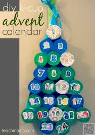 5 k cup advent calendar 17 really cool k cup things you can