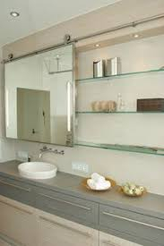 Sliding Bathroom Mirror Hardware Barn Door Fittings Bathroom Mirrors Barn Doors And Barn
