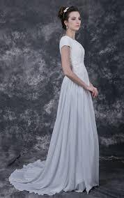 wedding dress for modest wedding dresses bridal gowns for mormons dressafford