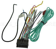 pioneer car audio u0026 video wire harnesses for 1000 ebay