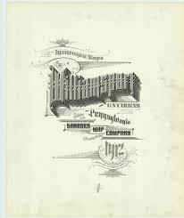 Google Map Pennsylvania Usa by Sanborn Insurance Maps Of Williamsport Pa 1912 U2013 100 6512 7723