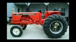 allis chalmers models 170 175 tractor service repair workshop