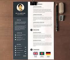 Free Download Resume Design Templates Spectacular Idea Resume Design Templates 3 30 Free Beautiful To