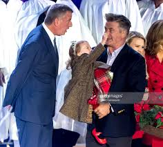 84th rockefeller center christmas tree lighting photos and images