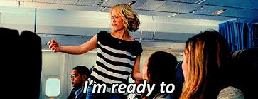 Bridesmaids Meme - ready to paaaaarty reaction gifs