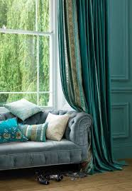 Gray And Teal Curtains Captivating Gray And Teal Curtains And Top 25 Best Teal Curtains