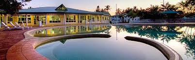 eurong beach resort accommodation fraser island australia