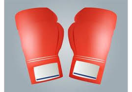 boxer dog in boxing gloves boxer free vector art 2224 free downloads