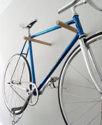 perfectly simple indoor bicycle storage wooden bike hook u20ac65 00