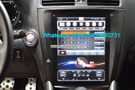 lexus car is 250 lexus is250 is350 android car radio gps vehicle multimedia w