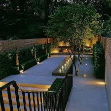 Ewing Landscape Lighting Landform Consultants Garden Location South Kensington
