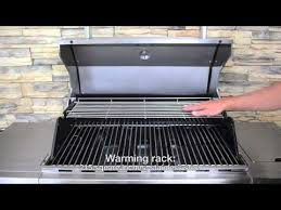 better homes and garden stainless steel 4 burner gas grill bh13