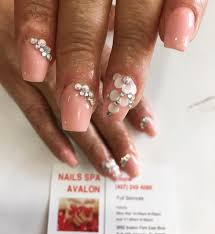 nails spa avalon home facebook