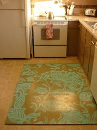 Kitchen Floor Runner by Foxy Black And White Kitchen Design With Runner Rugs For Kitchen