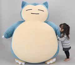 Giant Totoro Bed Japan Trend Shop Giant Snorlax Pokemon Cushion