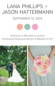 Cheekwood Botanical Gardens Museum Of Art by Blue And Pink Wedding Jason Lana The Pink Bride