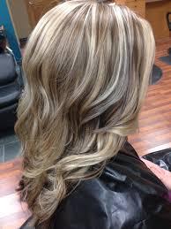 dimensional blonde highlights hair portfolio pinterest