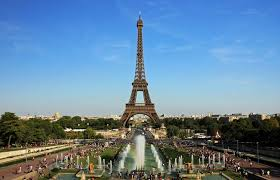 The Eiffel Tower by The Eiffel Tower Aa Travel Hub