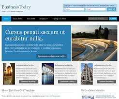 free templates for business websites 62 free business html website templates templatemag