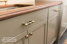 light grey kitchen cabinets with wood countertops gray cabinets with wood countertops wood countertop