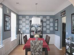 dining room fresh wallpaper dining room chair rail luxury home