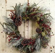 fascinating winter door wreaths 100 winter front door wreath ideas