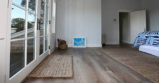 grey wood floors by sawyer structured wide plank flooring