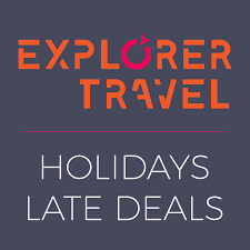 explorer travel late deals home