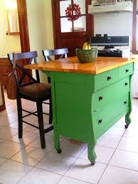 kitchen island used home decoration ideas