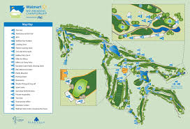 Walmart Map Overview Lpga Ladies Professional Golf Association