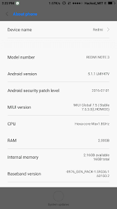 root my phone apk how to root my redmi note 3 xiaomi redmi 3