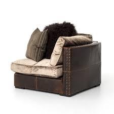 Leather Sofas Aberdeen Aberdeen Sectional Corner Unit The Khazana Home Furniture